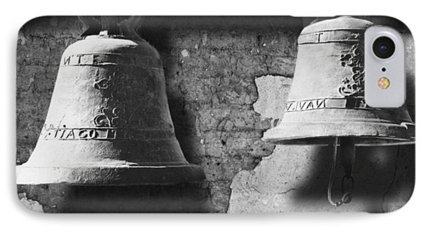 Bells Of San Juan Capistrano Phone Case by Larry Butterworth