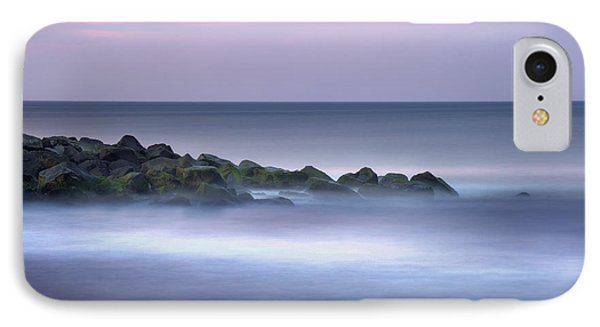 Belmar On The Rocks Phone Case by Marco Crupi