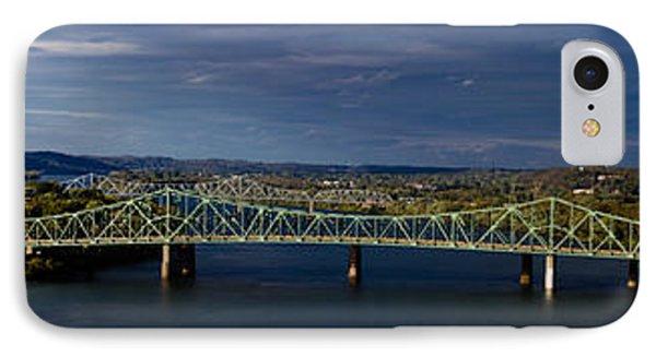 Belpre Bridge IPhone Case