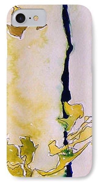Ben And Jewel Panel I Phone Case by Sandra Gail Teichmann-Hillesheim