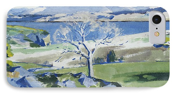 Ben Cruachan From Achnacraig IPhone Case by Francis Campbell Boileau Cadell