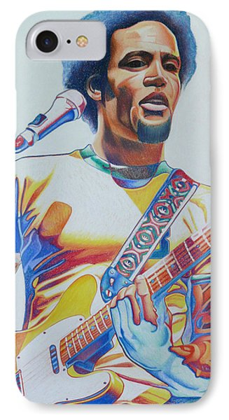 Ben Harper Phone Case by Joshua Morton