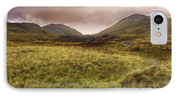 Ben Lawers - Scotland - Mountain - Landscape IPhone Case