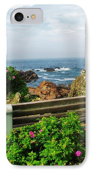 Marginal Way Phone Case by Diane Valliere