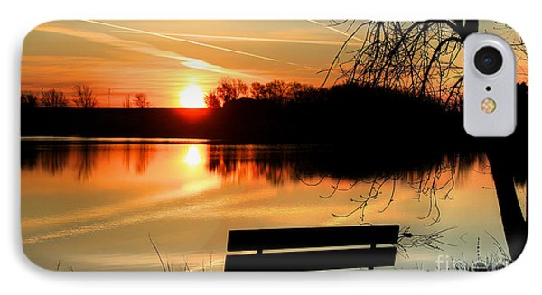 Bench View IPhone Case