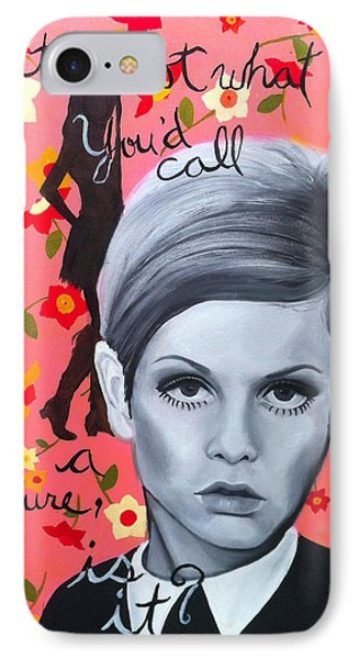 Benchmark Of Beauty IIi Phone Case by Nique Arr