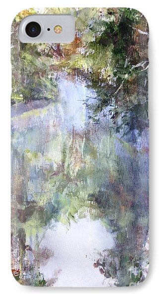 Bend In The River IPhone Case by Mary Lynne Powers