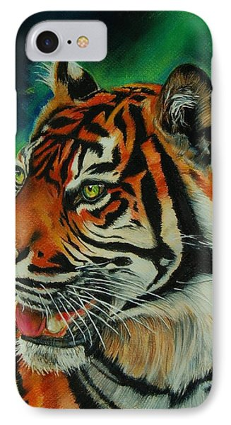 Bengal IPhone Case by Jean Cormier
