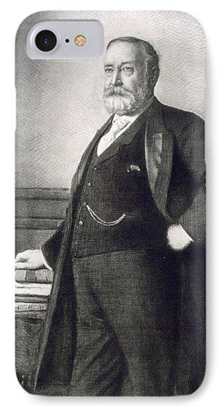 Benjamin Harrison  IPhone Case by American School