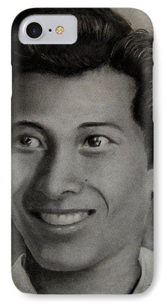 Benjamin Talagtag Lopez IPhone Case