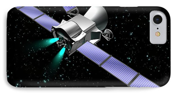 Bepicolombo Mission IPhone Case by European Space Agency
