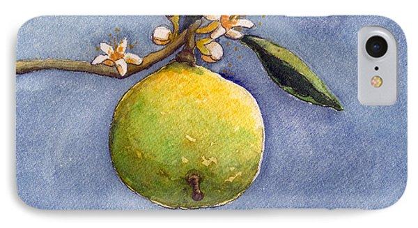Bergamot IPhone Case by Katherine Miller