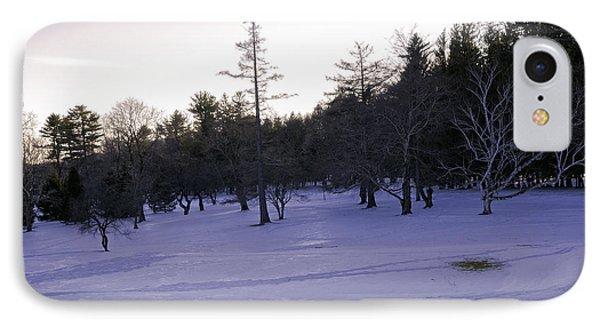 Berkshires Winter 5 - Massachusetts Phone Case by Madeline Ellis