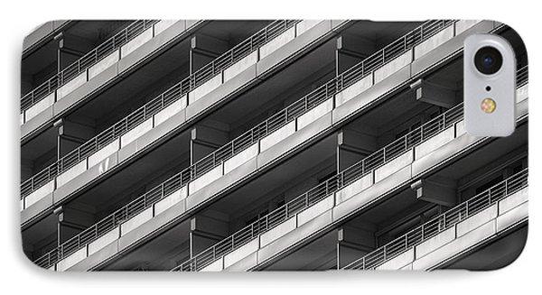 Berlin Balconies IPhone Case by Rod McLean