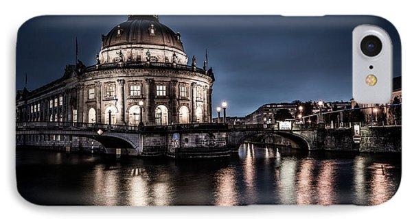 Berlin - Bode-museum Phone Case by Hannes Cmarits