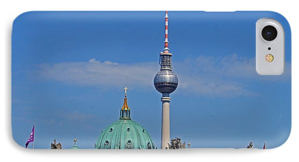 Berlin Phone Case by Kees Colijn