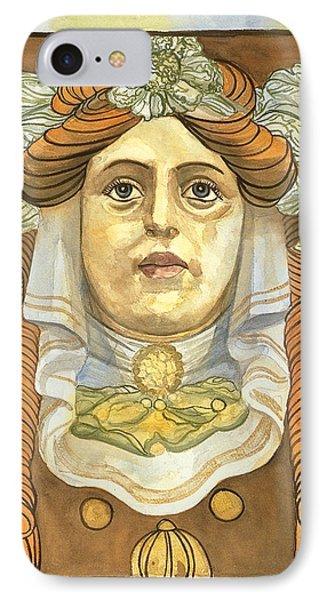 Berlin Keystone Phone Case by Leisa Shannon Corbett