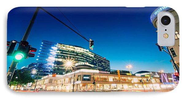 Berlin Neues Kranzler Eck IPhone Case