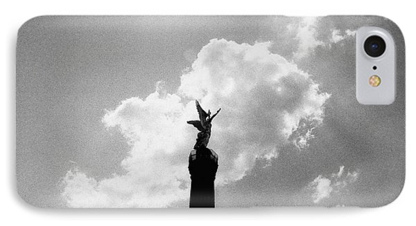 Berlin Victory Column IPhone Case by Dean Harte