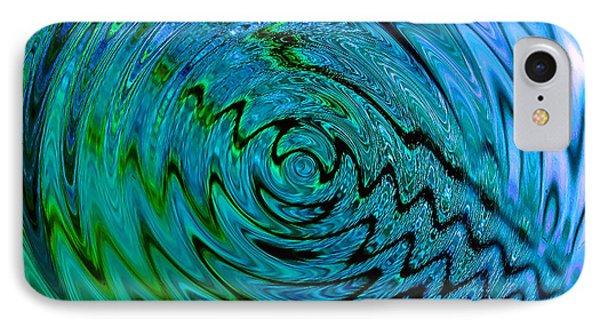 Bermuda Blue Phone Case by Michael Durst