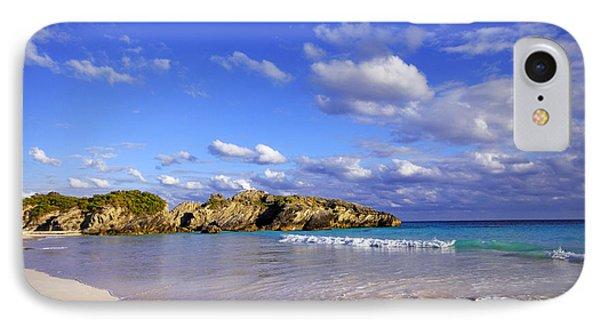 Bermuda Horseshoe Bay IPhone Case by Charline Xia