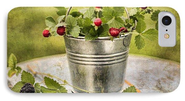 Berries Phone Case by Darren Fisher