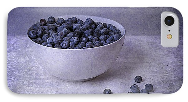 Berries In White Bowl IPhone Case