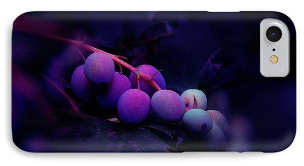 Berries IPhone Case by Julian Cook