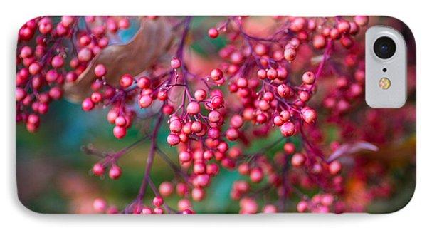 Berries Phone Case by Mike Lee