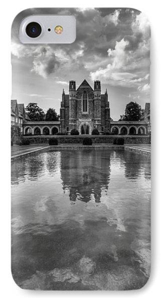 Berry University IPhone Case by Rebecca Hiatt