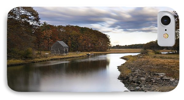 Berrys Brook IPhone Case by Eric Gendron