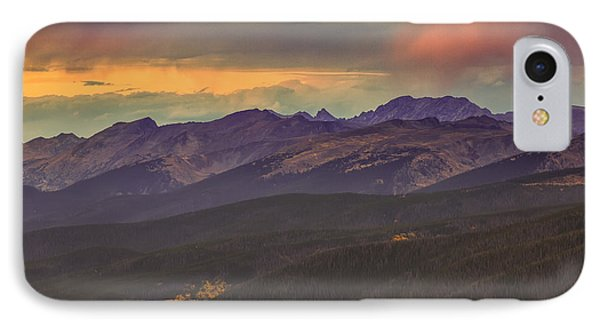 Berthoud Pass Phone Case by Jennifer Grover