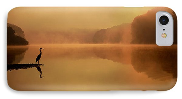 Beside Still Waters IPhone Case by Rob Blair
