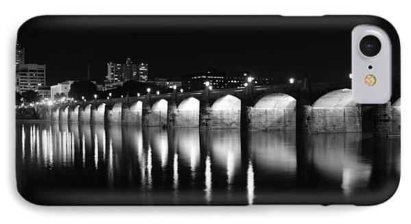 Beside The Bridge At Night...   # IPhone Case