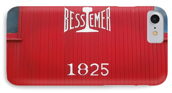Bessemer Train IPhone Case
