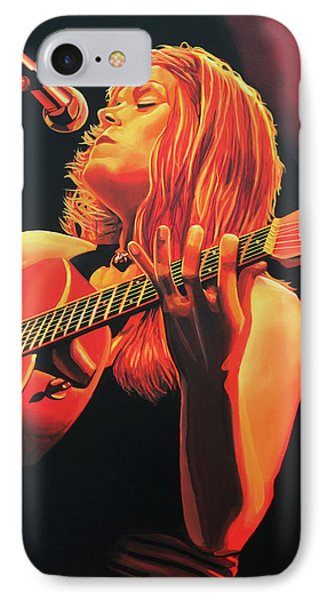 Beth Hart  IPhone Case by Paul Meijering