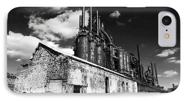 Bethlehem Steel Phone Case by John Rizzuto