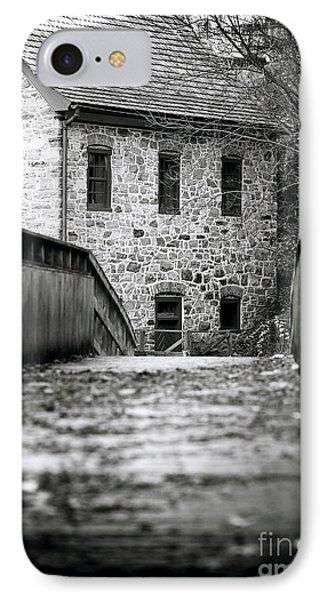 Bethlehem Waterworks Phone Case by John Rizzuto