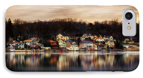 Betrand Island IPhone Case by Mark Miller