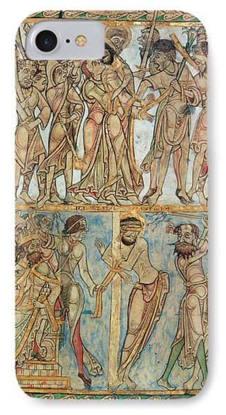 Betrayal And Flagellation IPhone Case by British Library