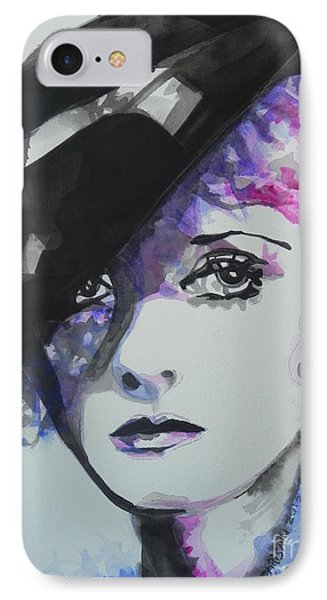Bette Davis 02 IPhone Case
