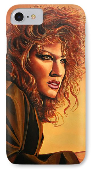 Bette Midler IPhone Case by Paul Meijering