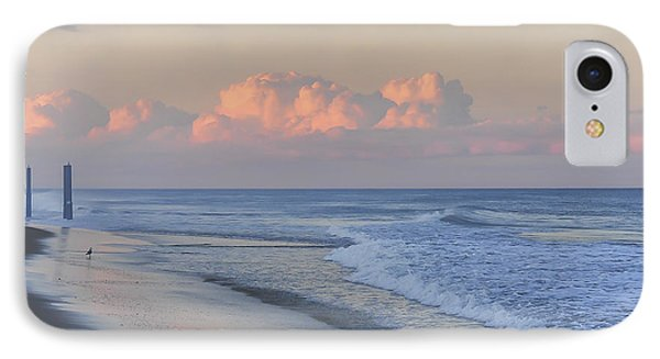 Better Days Ahead Seaside Heights Nj IPhone Case by Terry DeLuco