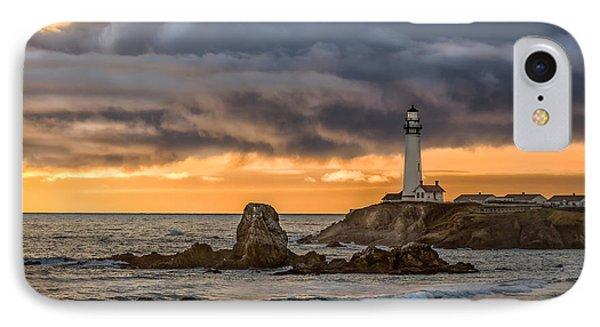Between Storms IPhone Case by Linda Villers