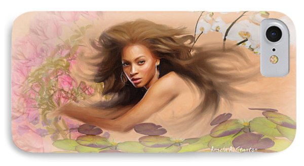 Beyonce's Dream Phone Case by Angela A Stanton