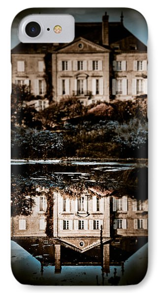 Beyond The Mirror Phone Case by Loriental Photography