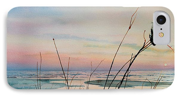 Beyond The Sand Phone Case by Hanne Lore Koehler