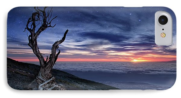Beyond The Sky IPhone Case