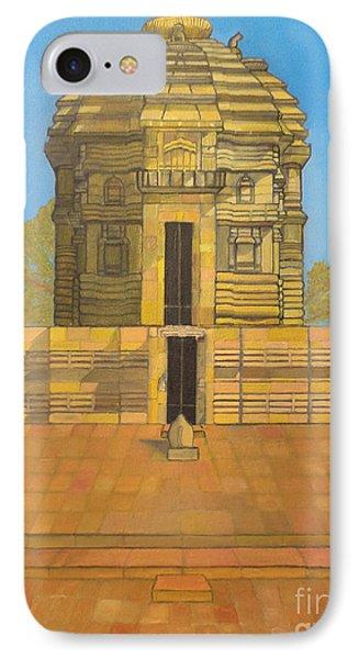 Bhaskareshwar- Shiva Temple IPhone Case
