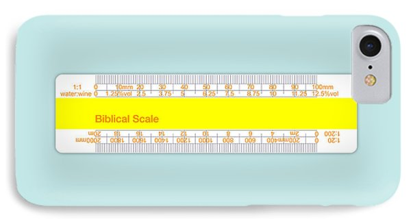 Biblical Scale Phone Case by Peter Cassidy